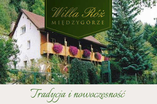 Willa Róż