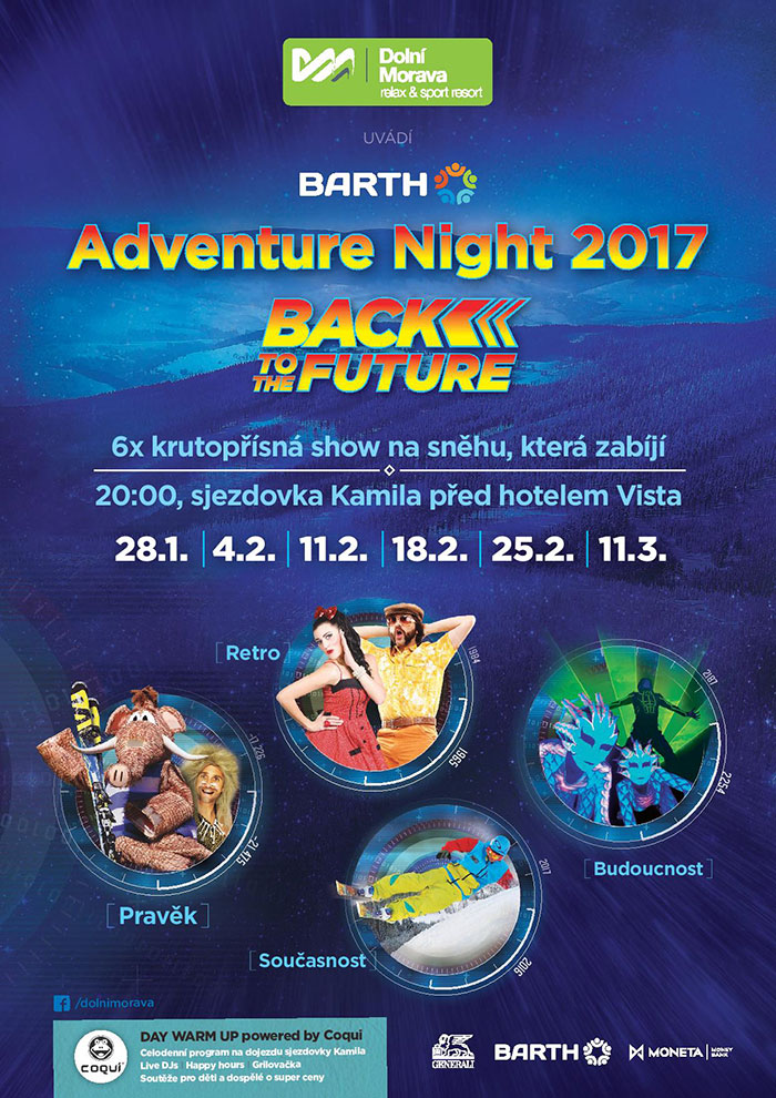 Adventure Night Dolni Morava